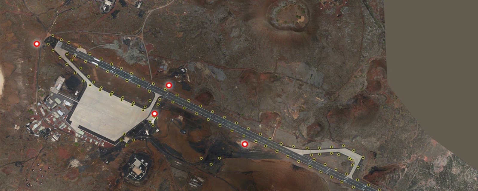Ascension Island Runway Replacement and Support Facilities | DRMP, Inc