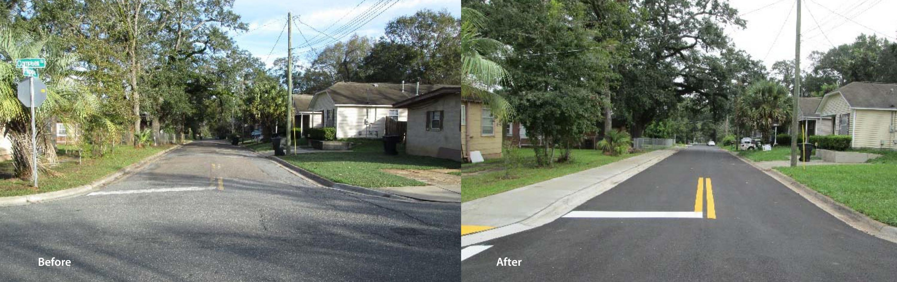 Flipper Street Before And After Website Photo
